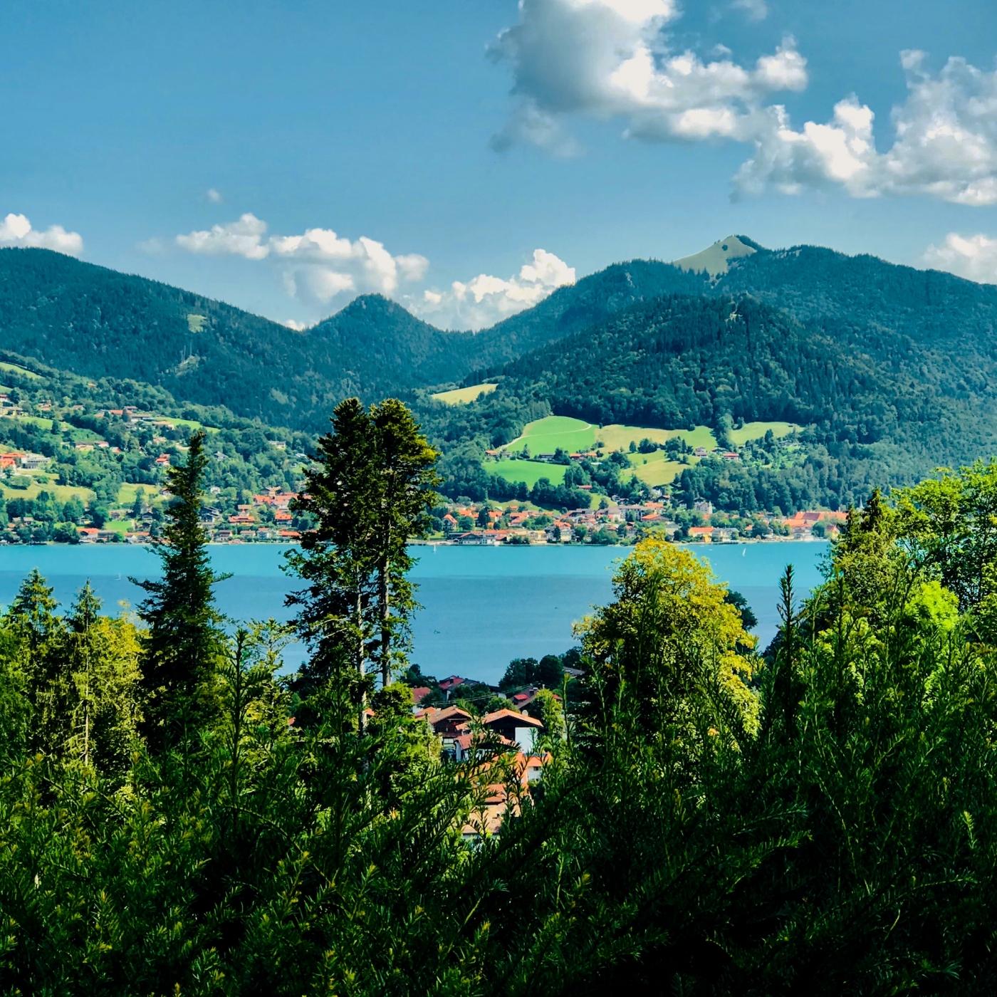 Aussicht Freihaus Brenner