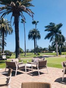 Terrasse Maspalomas Golf