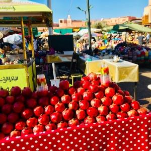 Marrakesch - Place dews Epices