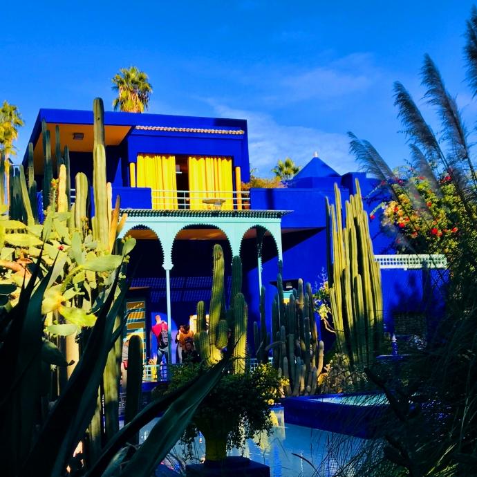 Marrakesch - Villa Majorelle