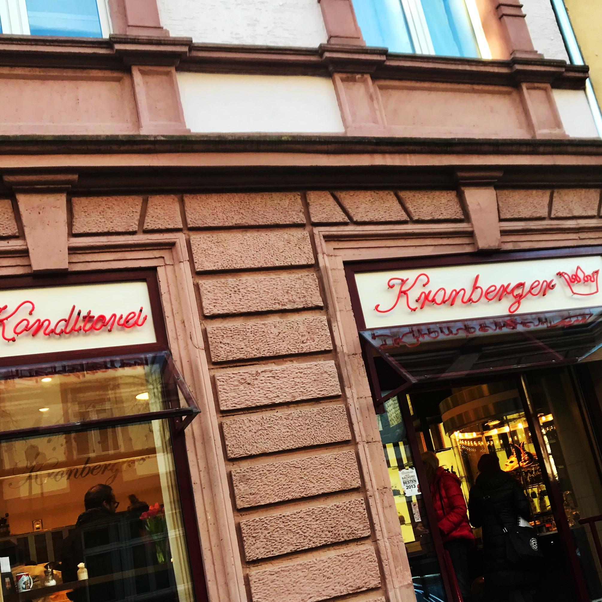 Kronberger Bäckerei Frankfurt