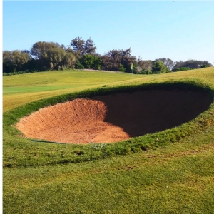 Topfbunker Golf L´Ocean
